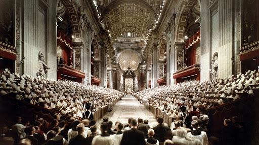 E' urgente un Vaticano III
