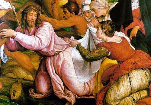 Chi è la Veronica che asciugò il volto di Gesù?