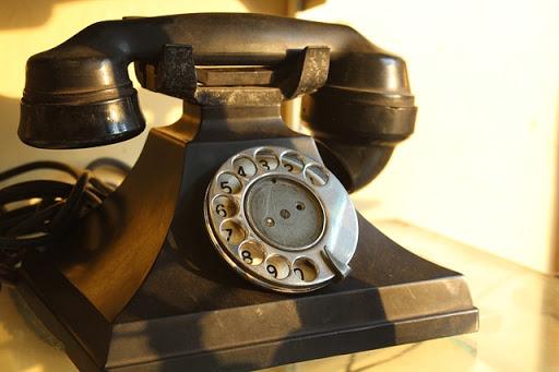 phone call - it