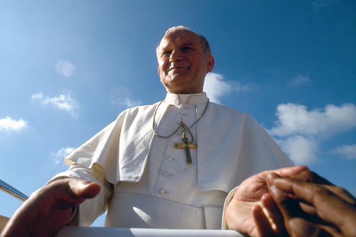 Pope John Paul II - Filippine