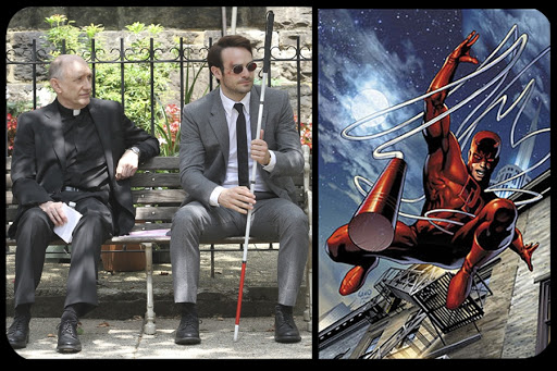 Daredevil - it