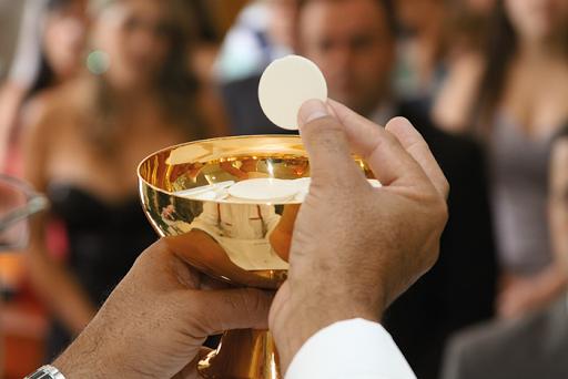 Eucaristia e esposos - it