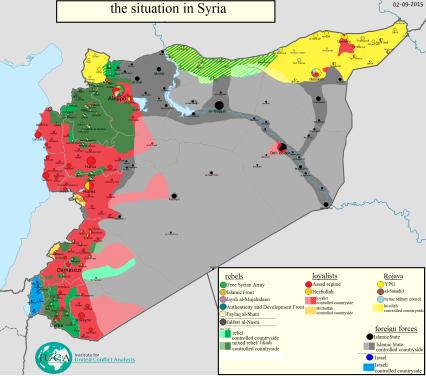 Siria_situazione