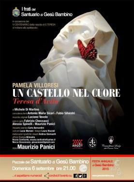 UN CASTELLO NEL CUORE con Pamela Villoresi