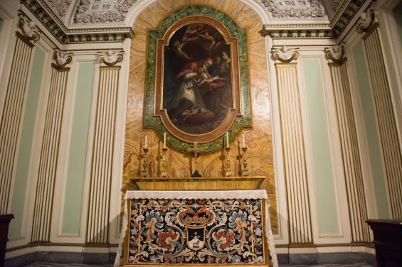 Cappella san Pio V