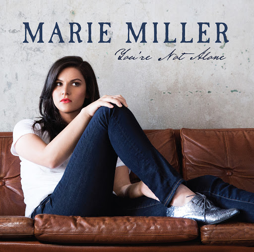cecilia : cover album You are not alone Marie Miller