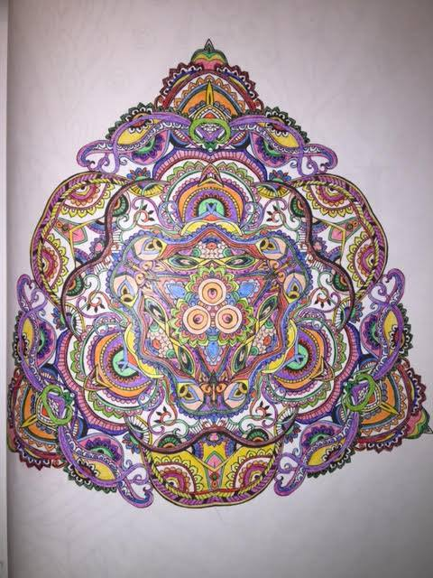 coloring-intricate