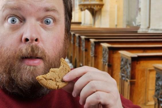 web-eating-church-pew-cookie-man-shutterstock-mark-hayes-gaman-mihai-radu-ai