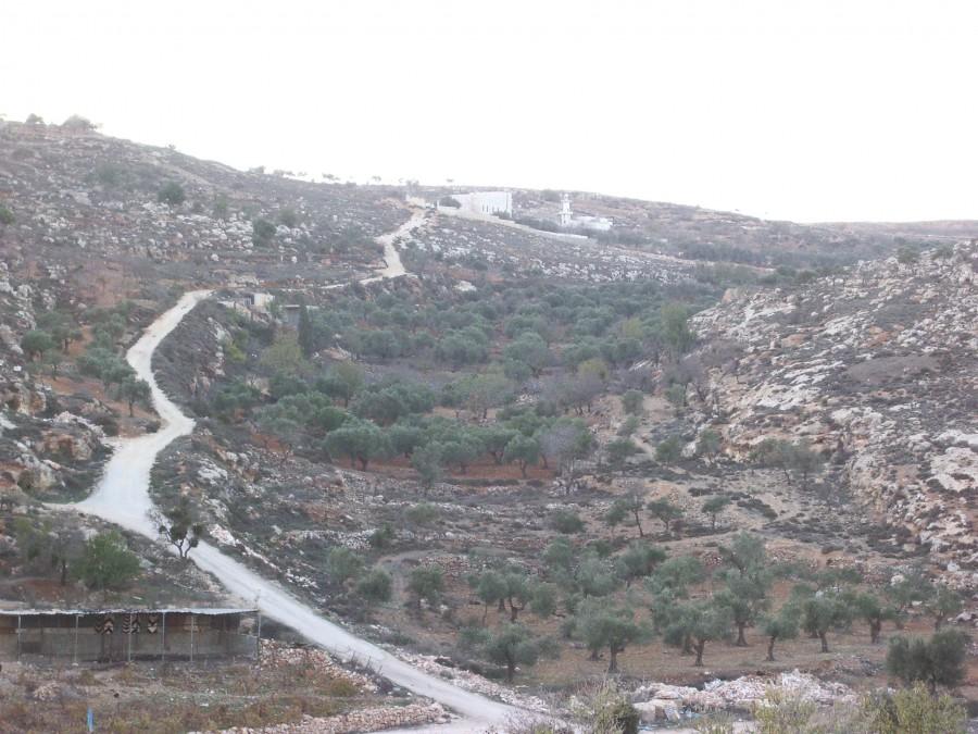 Il sito dove è sorto il Monastero di Sant'Ephrem