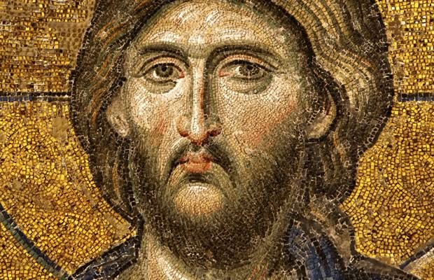 mosaic-of-jesus-christ