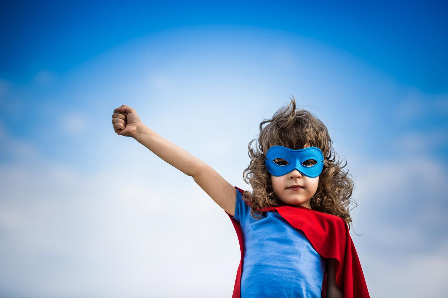 web-superhero-child-kid-girl-arm-mask-sunny-studio-shutterstock_187535036