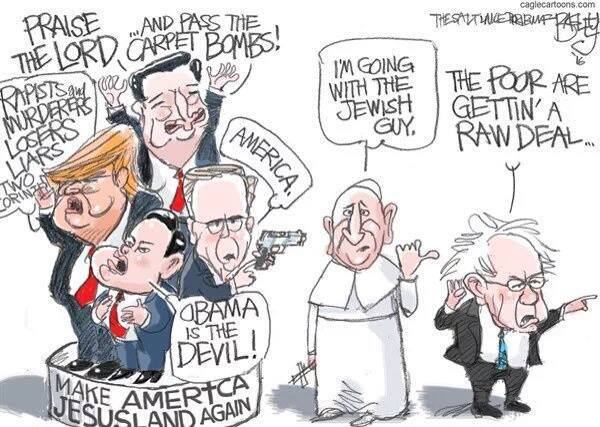 Bernie_and_the_Pope (1)