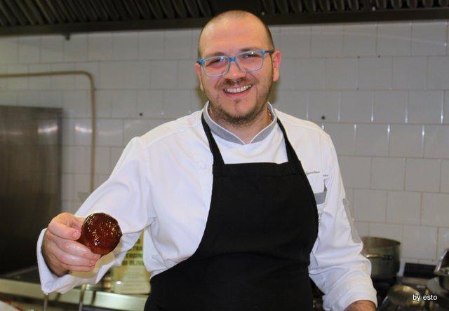 Chef Agostino Iacobucci
