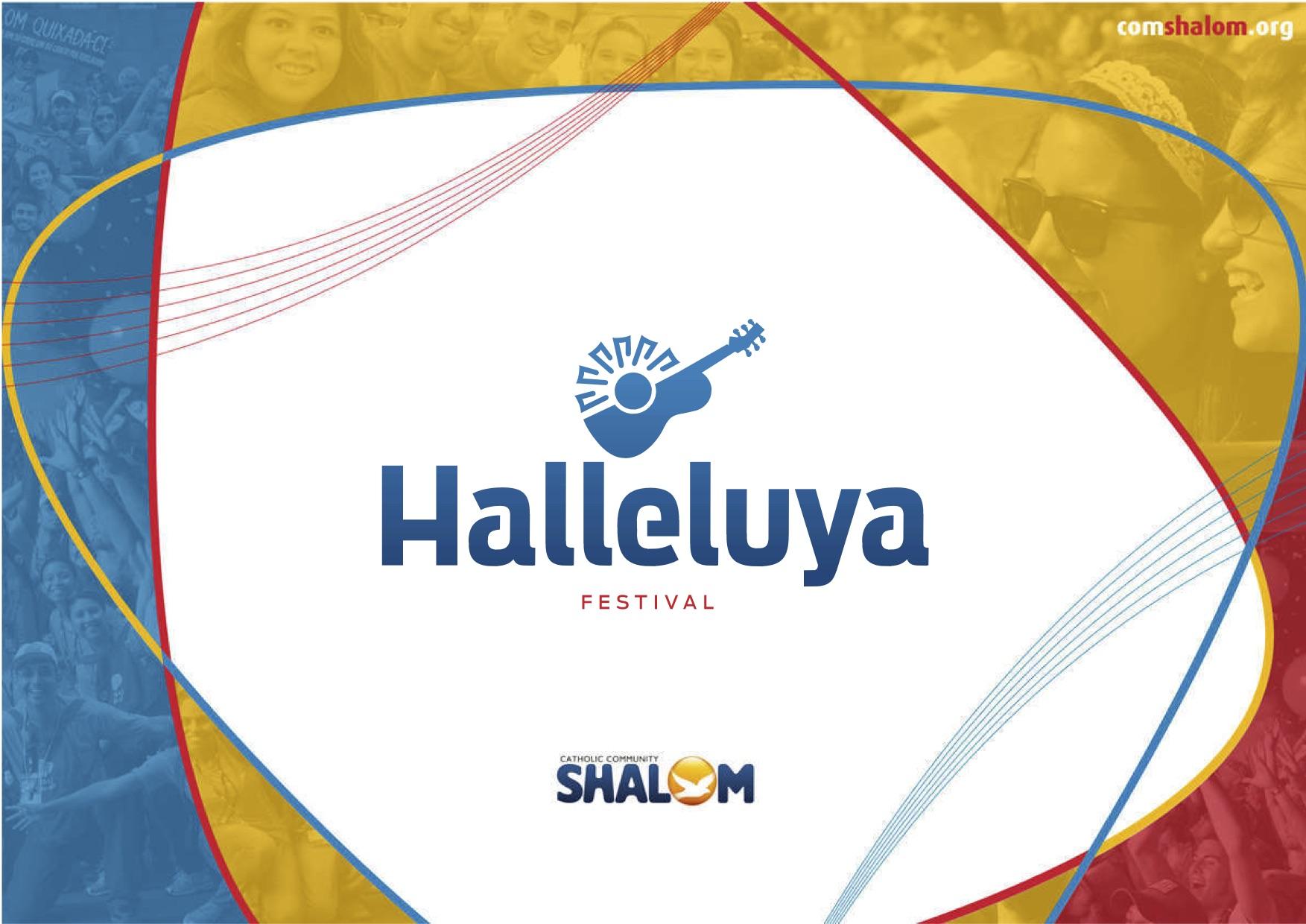 logo Halleluja Festival