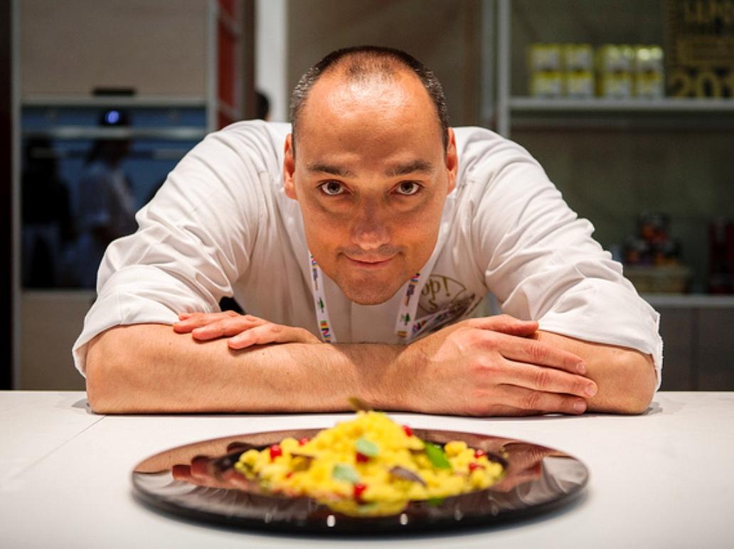 Chef Simone Salvini