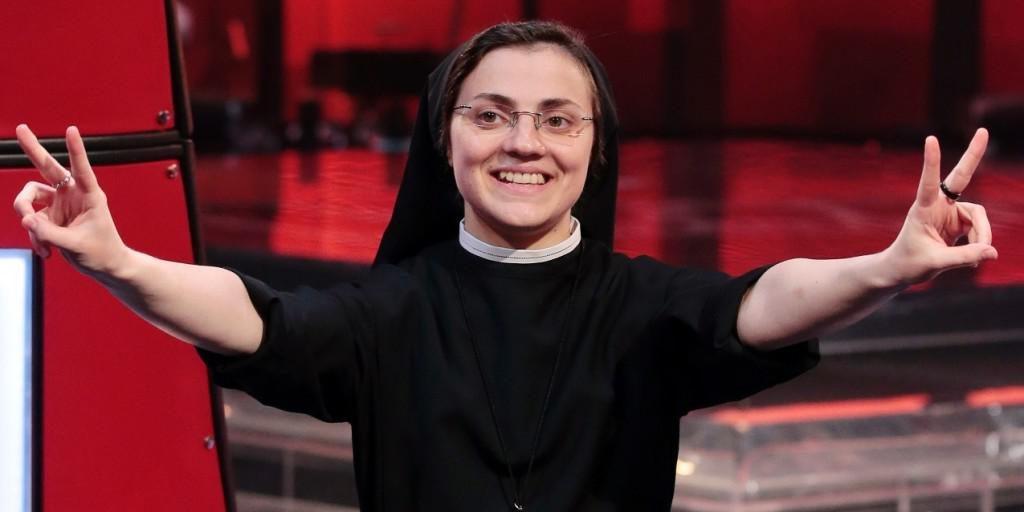 Sister Cristina Scucca