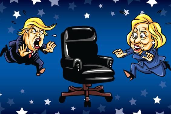 web-trump-clinton-chair-election-graphic-doddis77-shutterstock_103708799-comp-aleteia-image