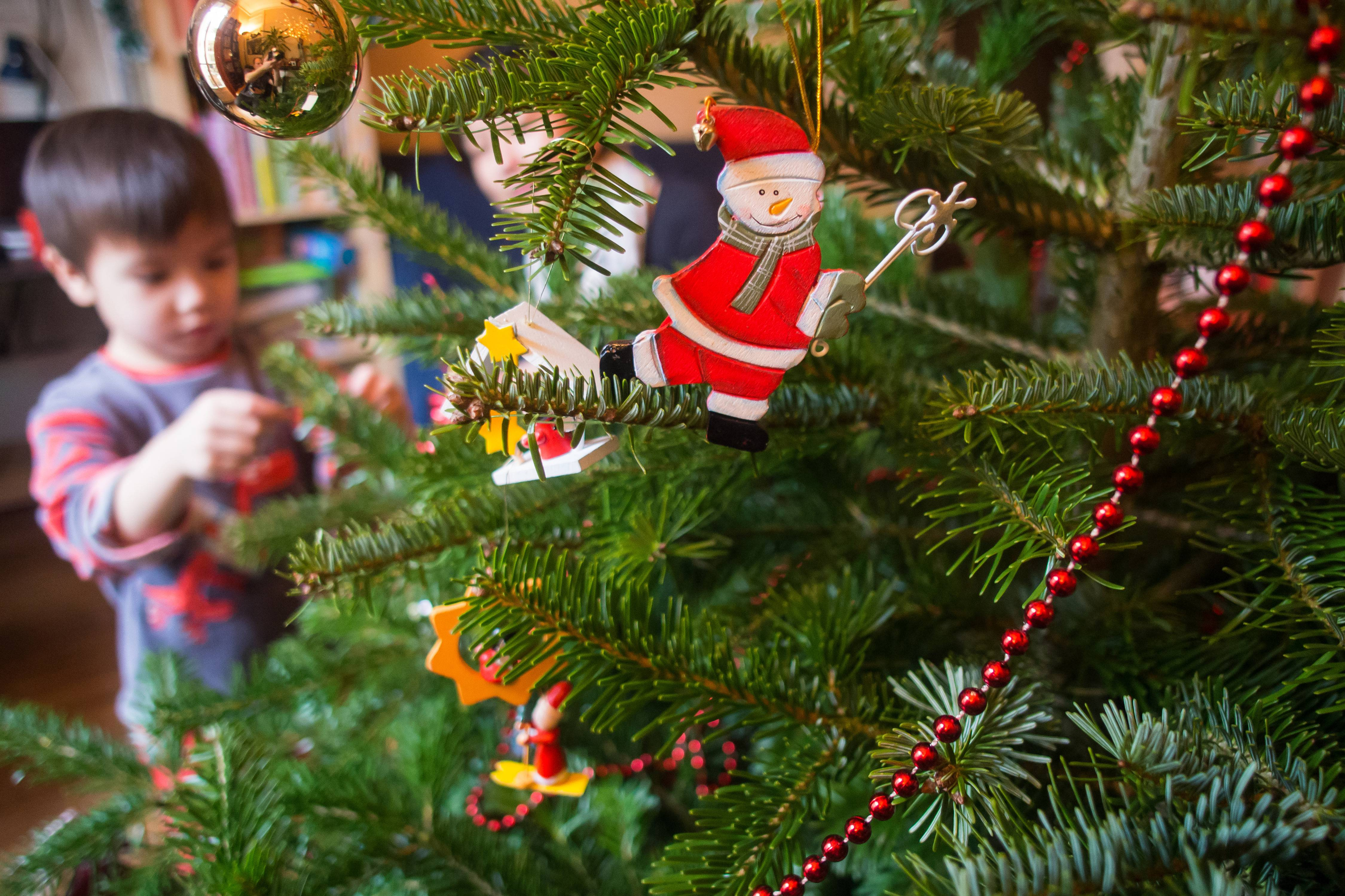 Albero Di Natale Quando Si Fa.Quando Bisogna Fare L Albero Di Natale