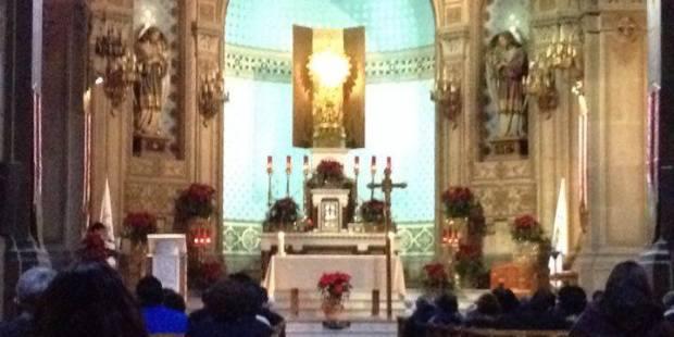 (FOTOGALLERY) Luoghi di adorazione eucaristica