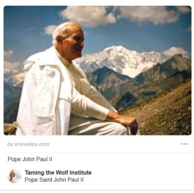 giovanni-paolo-ii-montagna