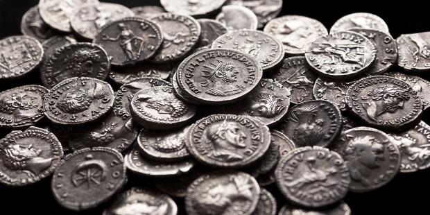 Quanto varrebbero oggi le 30 monete d'argento di Giuda?