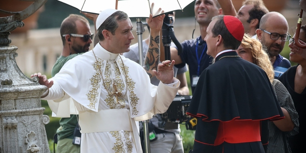 YOUNG POPE MOVIE