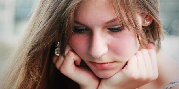 RAGAZZA,ADOLESCENTE,DEPRESSIONE,SESSO
