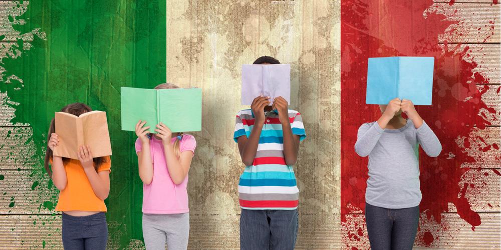 CHILDREN ITALY