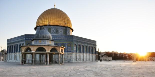 JERUSALEM MOSQUEE
