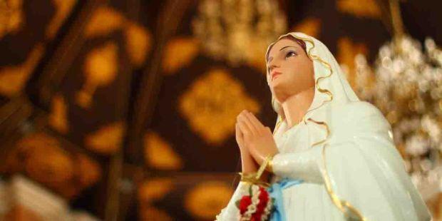 MARY,STATUE