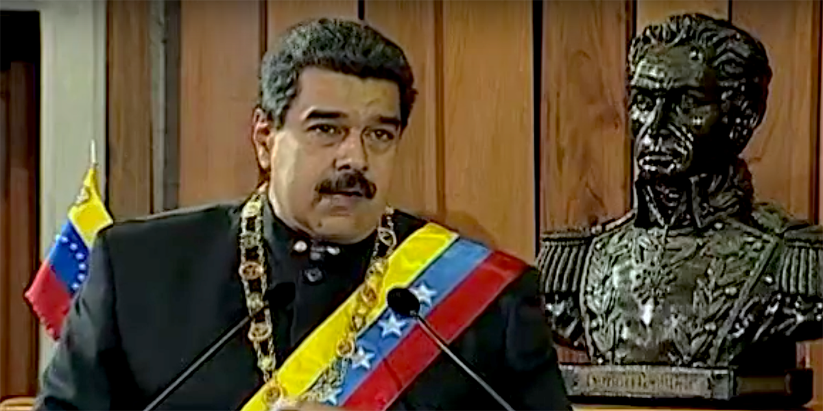 NICOLAS MADURO,VENEZUELA