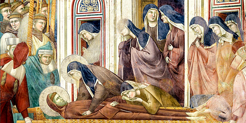 SAINT CLARE OF ASSISI BOOK
