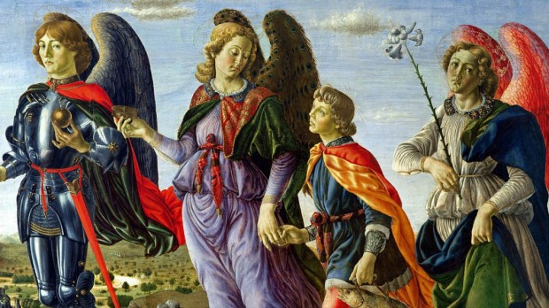 ARCHANGELS WITH TOBIAS