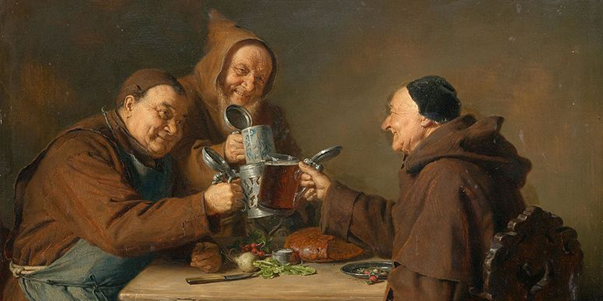 BEER,MONKS