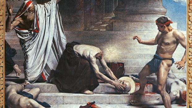 Martyrdom of St. Denis