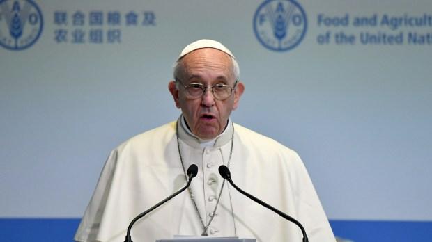 POPE FAO