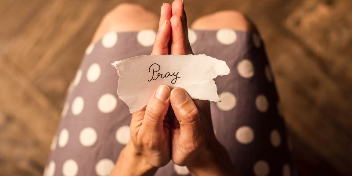 PRAYER INTENTION