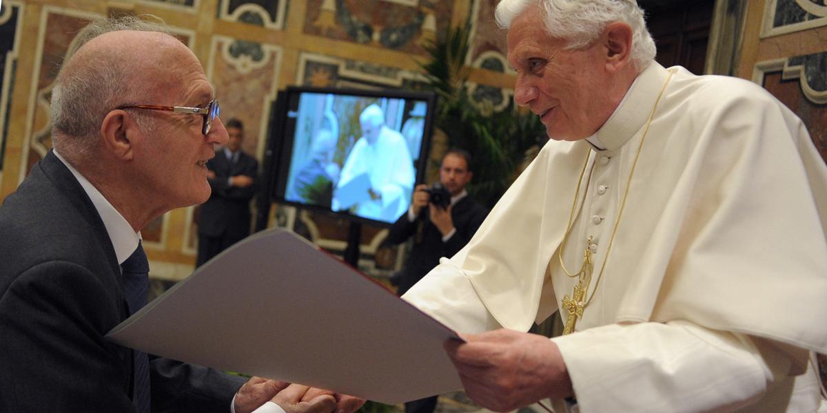 POPE RATZINGER Manlio Simonetti