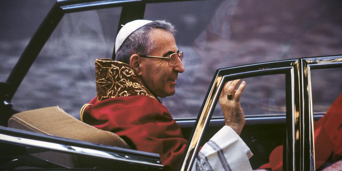 Pope John Paul I - Luciani
