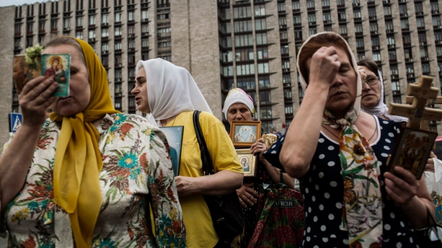 Russian Orthodox Christians