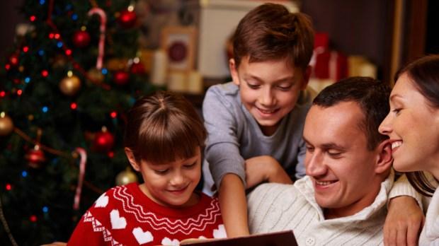 Noel en famille