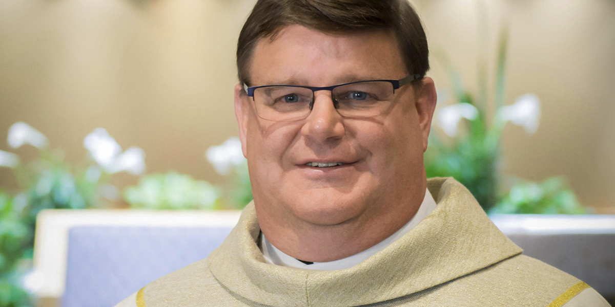 Rev. Gregory Greiten
