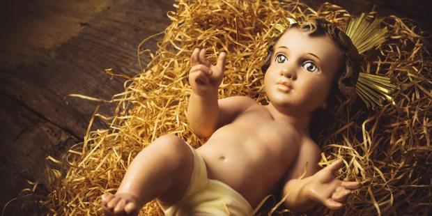 BABY,JESUS,MANGER