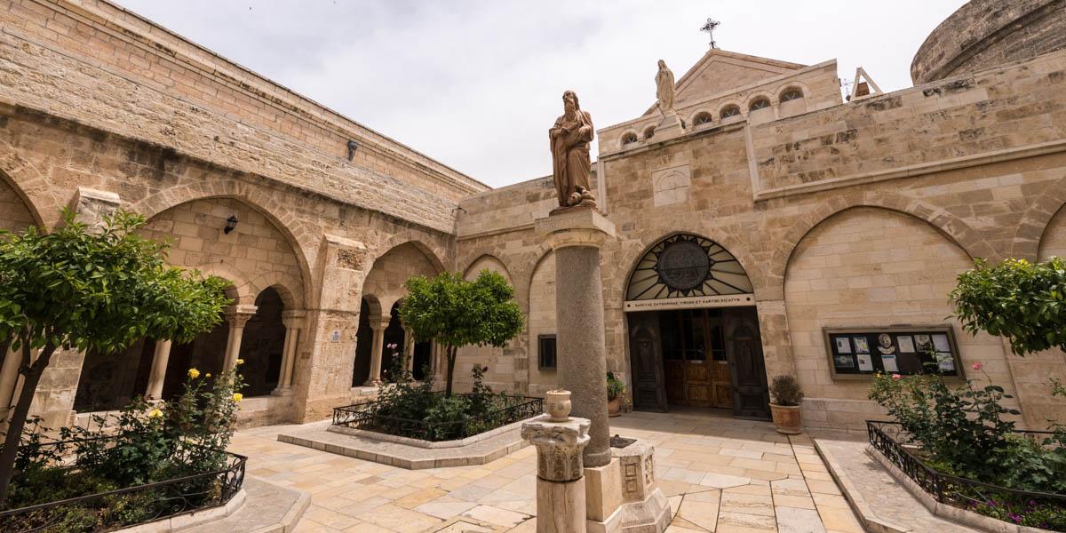 Chiesa della Natività in Betlemme