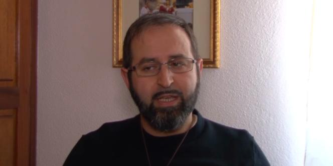 FATHER ALESSANDRO COSSU