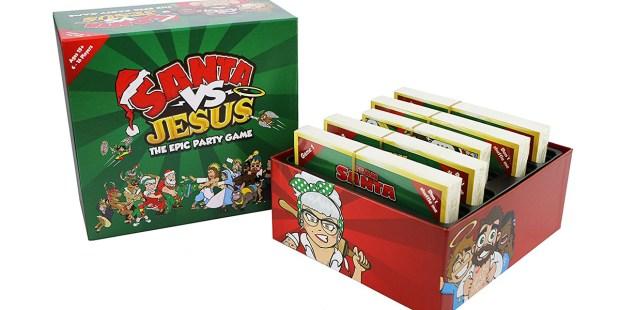 Santa Vs Jesus Game