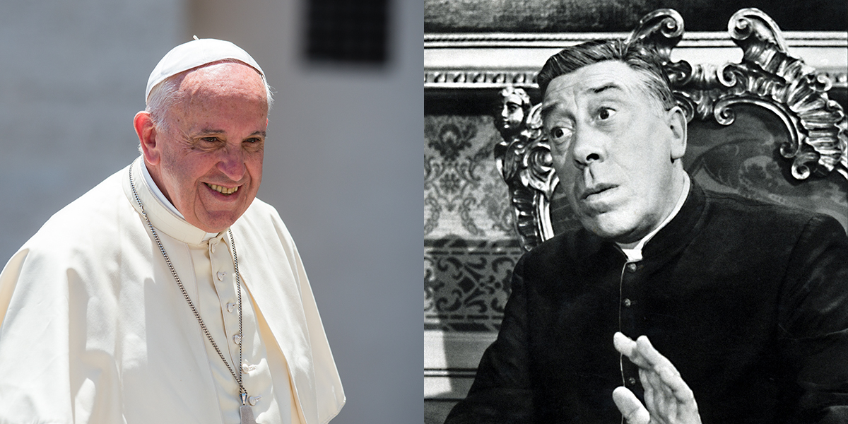 Pope Francis; Don Camillo