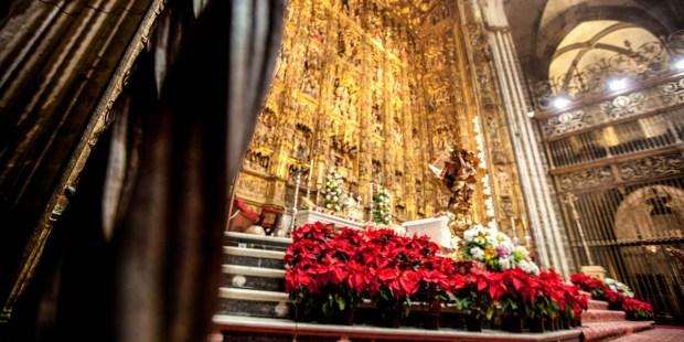 Messa Natale Altare