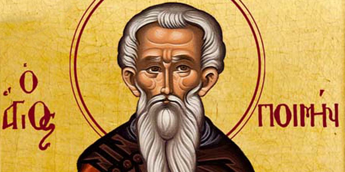 DESERT FATHERS, ST POIMEN THE GREAT