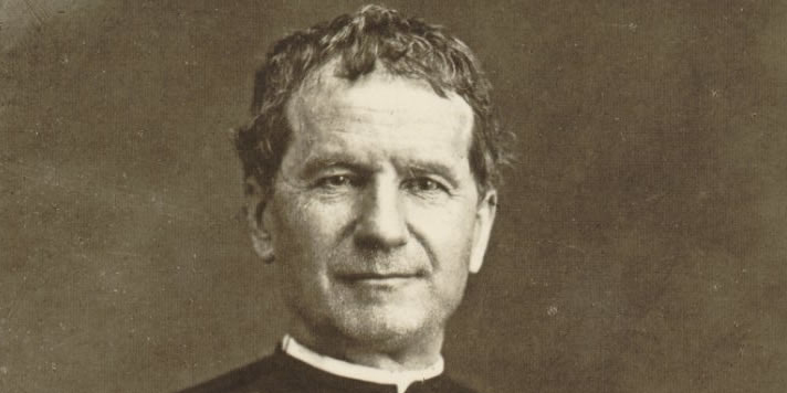 FATHER GIOVANNI BOSCO